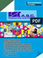 Catalogo a.S.C. - Electropuerto