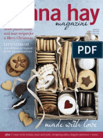 #60 Donna Hay Magazine Dec 2011-Jan 2012