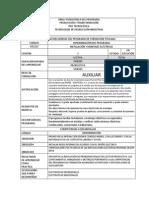 Programa Auxiliar en Istalaciones y Montajes Eléctricos