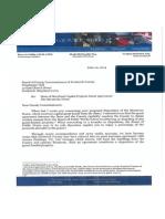 BPW Letter to BOCC