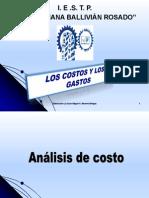 Los Costos y Gastos (1) 2014 Ok