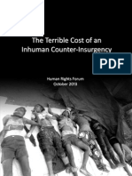 HRF Inhuman Counter-Insurgency