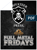 81 Full Metal Fridays eBook