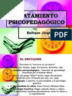 TRATAMIENTO PSICOPEDAGÓGICO. VISCA