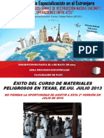 Materiales Peligrosos & Armas de Destrucción Masiva (HAZMAT) 01 - Difusi...