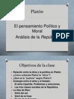 Platón Ética y Política