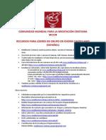 Recursos en Español Para Líderes de Grupos de M.C.