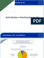 6 Pp Actividades e Realizacoes Da Ue