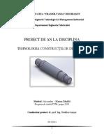 Proiect Tcm