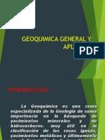 Geoquimica - Clase 1