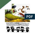 Imagens e Quadrinhos Calvin