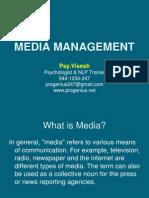 Media Management Appa