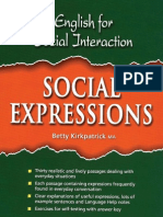 English for Social Interaction _ Social Expressions (1)
