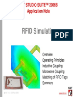 Cst Application Note Rfid