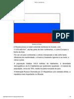 Rússia - Brasil Escola