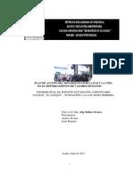 Informe -Servicio Comunitario- Julio 2013
