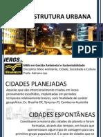 Infraestrutura Urbana