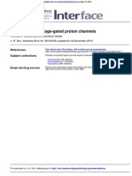 (2013) Philosophy of voltage-gated proton channels..pdf