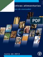 Perspectvas Alimentarias FAO