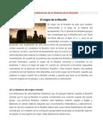 Interpretaciones de la Historia de la filosofía.doc