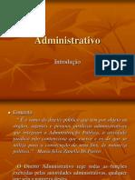 Introdução Administrativo