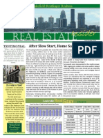 Wakefield Reutlinger Realtors Newsletter 2nd Quarter 2014