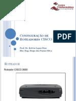 ConfiguracaodeRoteadoresCISCO1