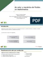 Presentación Transfer Calor Mathematica