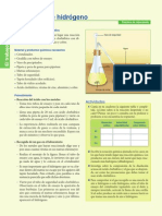 U7 - Practica Obtencion Hidrogeno
