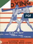 Scientific Boxing - A Fistic Expert 1937