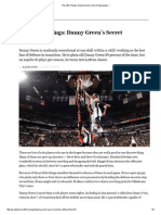 The Little Things_ Danny Green's Secret Superpower «