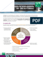 Collateral Management OTC Derivatives