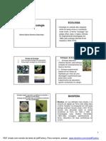 Introdução à Ecologia - Preto e Branco