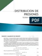 Distribucion de Presiones(Clase III)