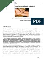 El Grupo Red Puente Entre El Dolor y La Esperanza2001