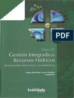 Estudio de La Fiscalidad Hídrica en Mendoza