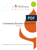 MWF Community Resource Guide - Atlanta -2014