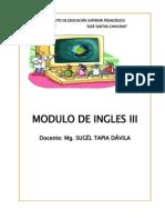 Modulo de Ingles Vii Computacion
