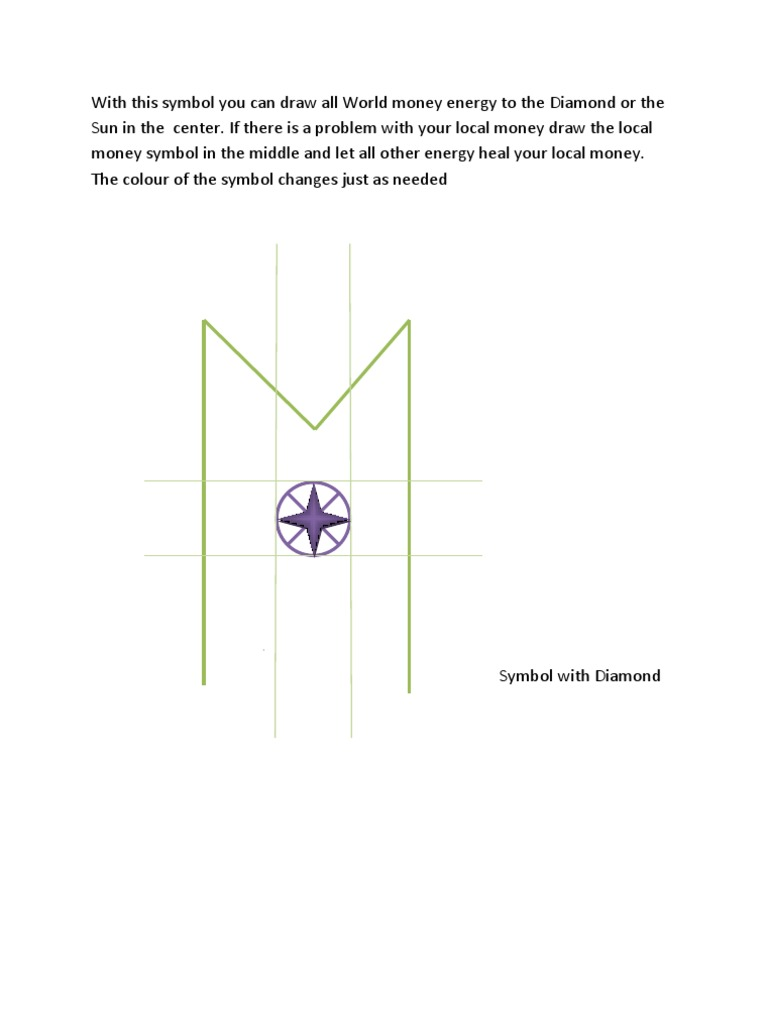 Money Reiki Symbol