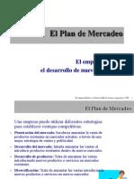 EDNN. Plan de Mercadeo
