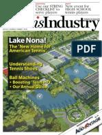 201407 Tennis Industry magazine