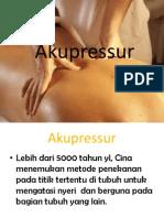Acupressure 2