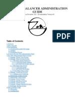 Zen Loadbalancer Administration Guide (1)