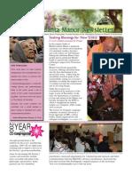 Bhaktivedanta Manor Newsletter March 2008
