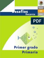 144911246 Desafios Matematicos Docente 1º Primer Grado Primaria