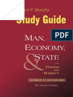 Man Economy and State  = study Guide