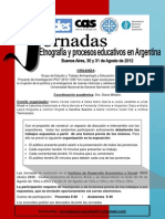 II JEPE - 2012 - Programa