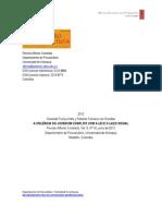 Neto, Oswaldo F.; Randow, Roberta F. Von - A Violencia Do Jovem Em Conflito Com a Lei e o Laço Social