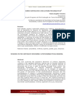 Teixeira, Maria a. - A Violencia No Discurso Capitalista Uma Leitura Psicanalitica