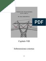 CAPITULO VIII (Sobretensiones Externas)
